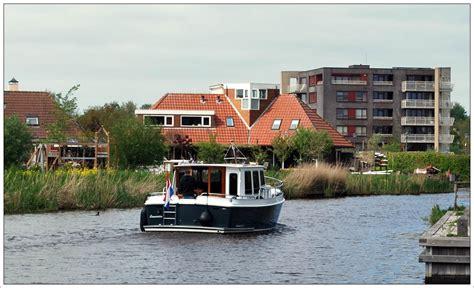 vaarbewijs leeuwarden varen in friesland vaargebied voor boten in friesland