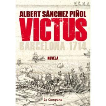 victus barcelona 1714 novela
