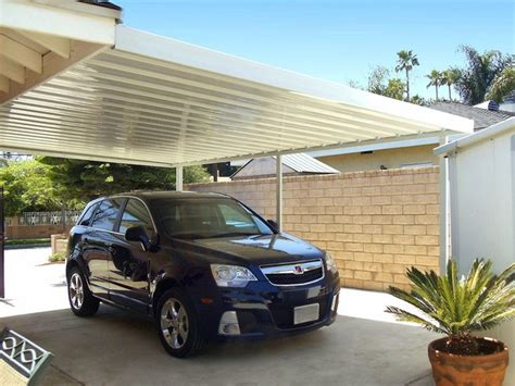 garage awnings aluminum carport traditional garage and shed los angeles by superior awning inc