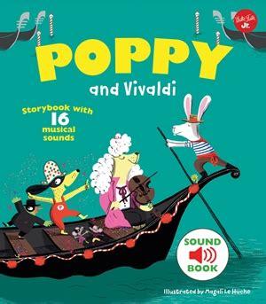 poppy and the orchestra magali le huche books quarto knows