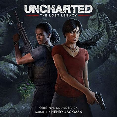Lost Legacy by Original Sound Version 187 Uncharted Lost Legacy