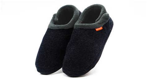 orthotic slippers archline orthotic slippers closed charcoal marl 2018