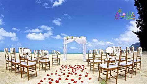 hawaii wedding packages alohaislandweddings