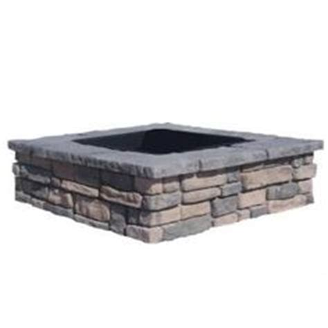 rumblestone pit insert 1000 ideas about square pit on pits pit insert and pit covers