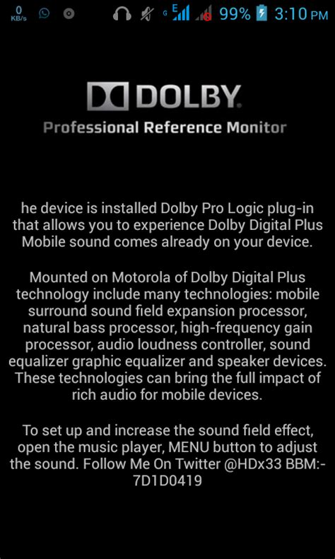 dolby digital plus apk no root dolby digital audio magzinite