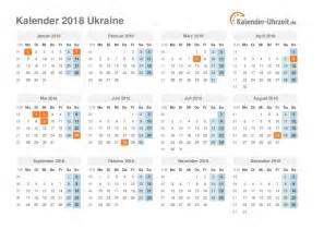 Ukraine Kalendar 2018 Feiertage 2018 Ukraine Kalender 220 Bersicht