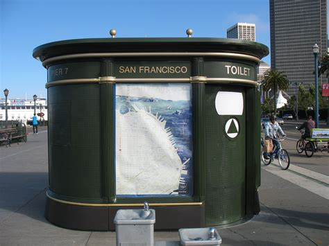public bathrooms in san francisco observations from san francisco 171 city block