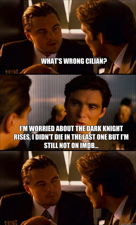The Dark Knight Rises Meme - dark knight rises kink meme memes