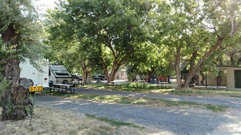 campground review brigham city perry south koa journey