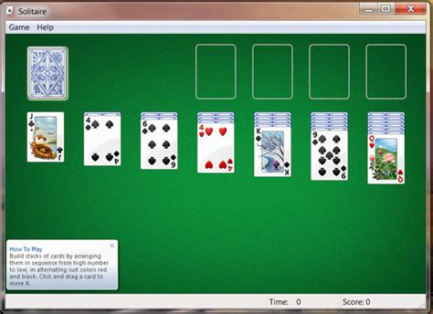 how to play solitaire a beginnerã s guide to learning solitaire including solitaire nestor pounce pyramid russian bank golf and yukon books how do i play solitaire on my windows pc ask dave