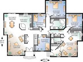 Housing Blueprints Floor Plans Floor Home House Plans Self Sustainable House Plans