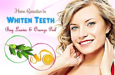 Leaves To Get Teeth Whitened by 37 Best Home Remedies To Whiten Teeth Quickly