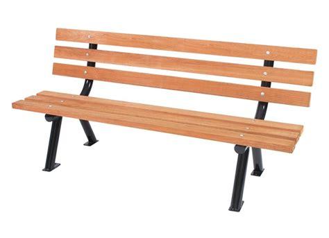 park bench legs pr4056 two leg redwood slat bench park bench gametime