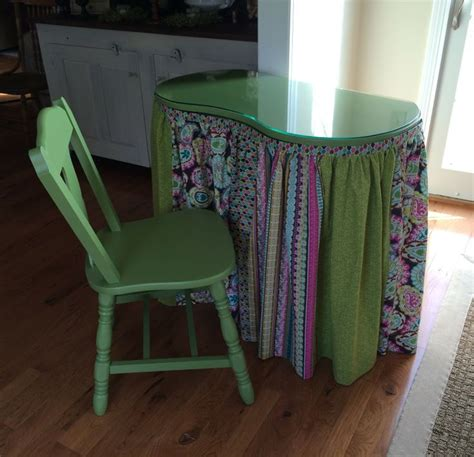 how to a dressing table skirt 31 best images about vintage dressing table on