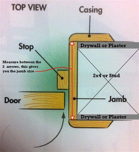 Door Jamb Size by Door Solution For Open Master Bathroom The Home Depot