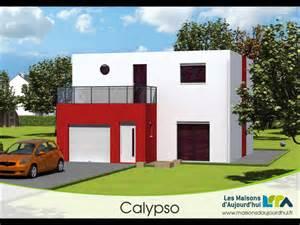 plan de contemporaine rt 2012 les maisons d aujourd