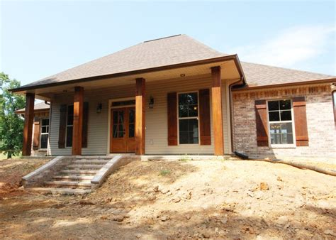 17 best ideas about acadian homes on brick