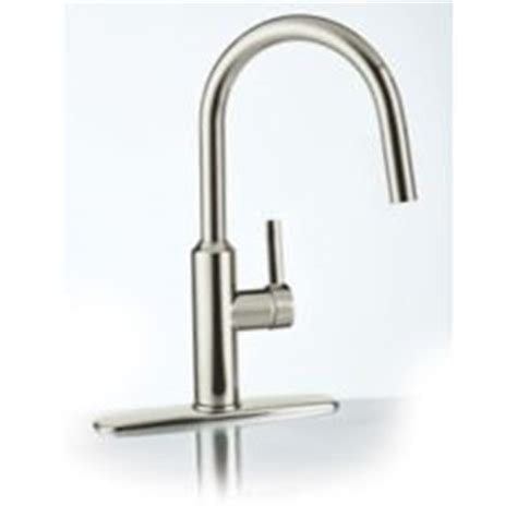 kitchen faucets canadian tire cuisinart colby kitchen faucet brushed nickel canadian tire