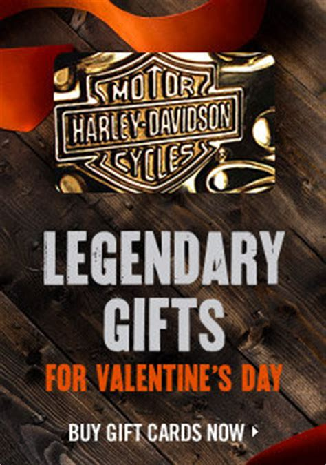 Where To Find Harley Davidson Gift Cards - valentine s day gifts for her harley davidson usa