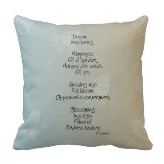 Poems About Pillows by If Poem Cushions If Poem Scatter Cushions Zazzle Co Uk