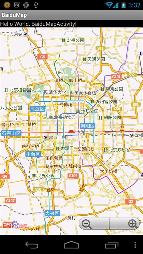 map baidu real time tutorials