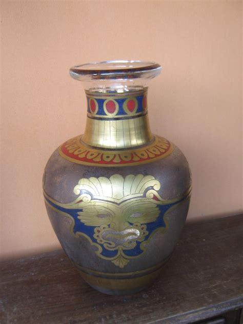 Aztec Vases by Giorgio Giuman Murano Aztec Vase Catawiki