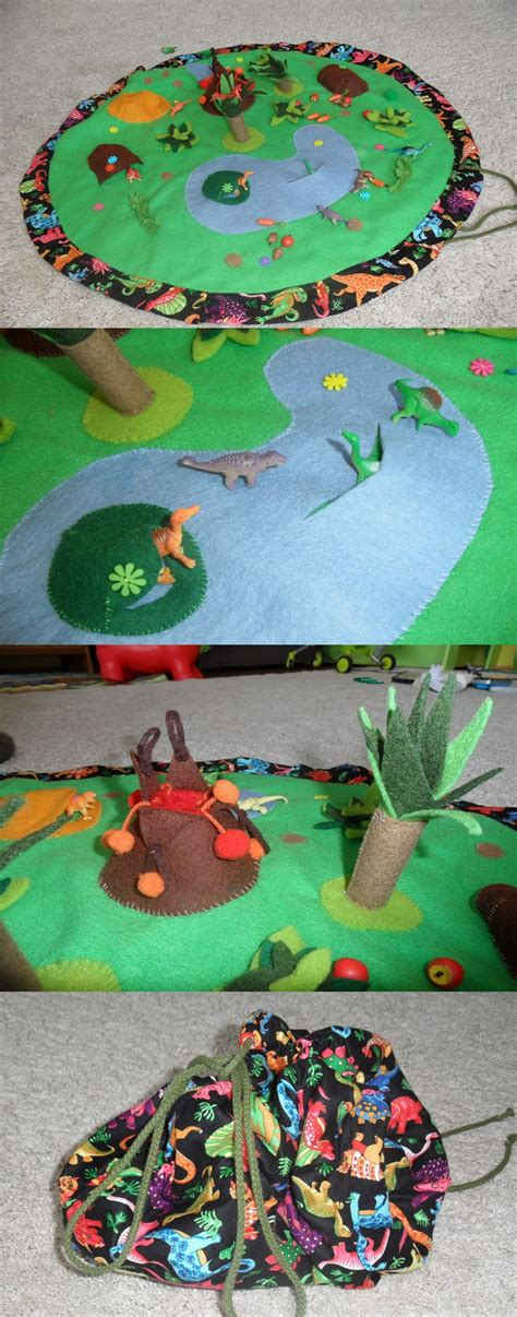 dinosaur play rug 25 best play mats ideas on