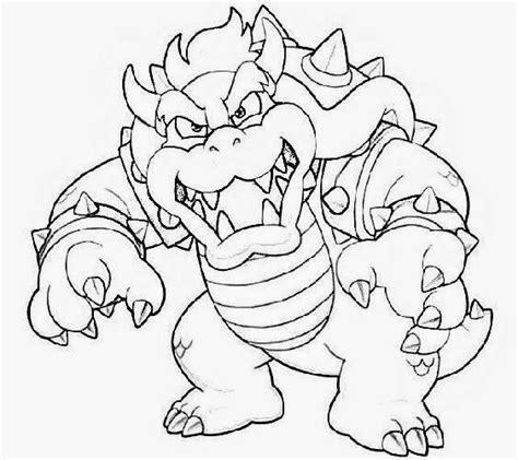 mario castle coloring pages super mario bros bowser coloring pages colorings net