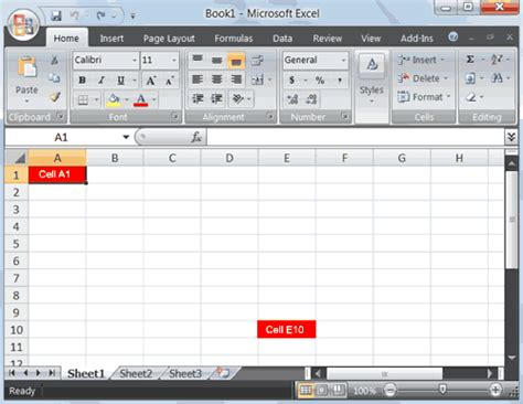 Excel Worksheet by Excel Spreadsheet