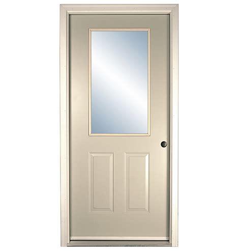 Surplus Exterior Doors Half Glass Exterior Door Builders Surplus