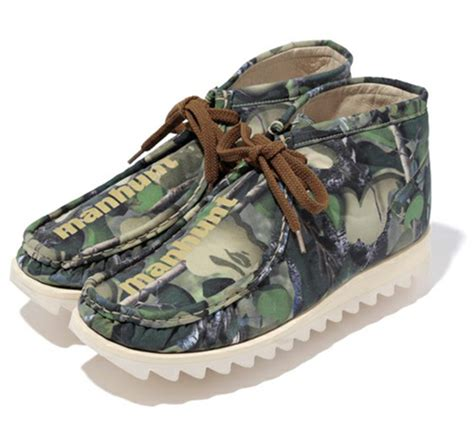 tattoo camo retailers bape village camo manhunt shoes freshness mag