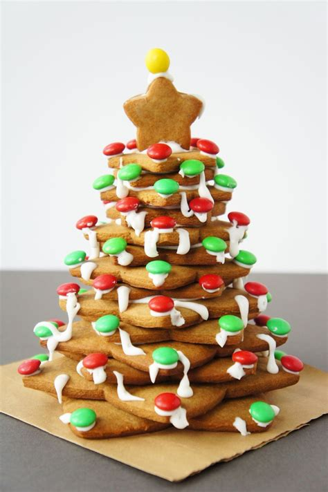 20 gingerbread christmas trees you must try this year