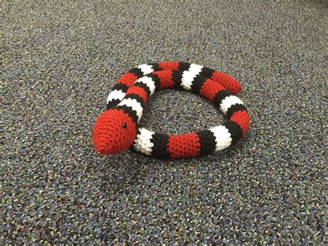 pigmentation pattern formation on snakes a to z challenge f is for free pattern amigurumi snake