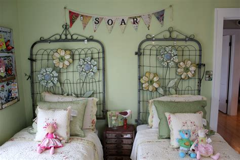 old headboard uses dishfunctional designs don t fence me in creative uses