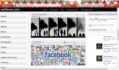 Membuat Cover Facebook Online | membuat cover facebook time line online muhammad bahrul ulum