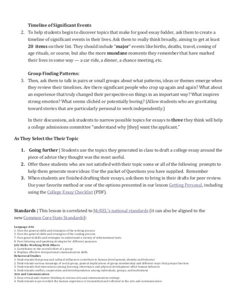 essay structure lesson essay lesson plan for high school writing essays lesson