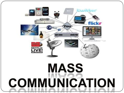Mba In Communication And Media by Mass Communication