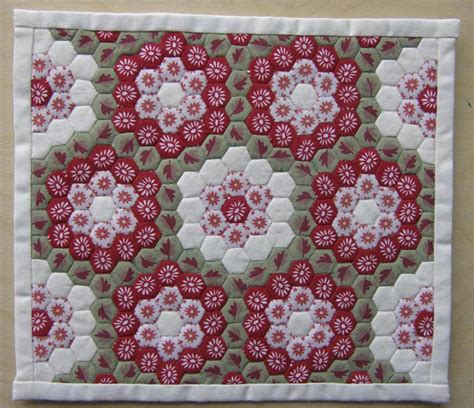 Hexagon Designs Patchwork - hexagon quilts paper paperpiecing paper piecing