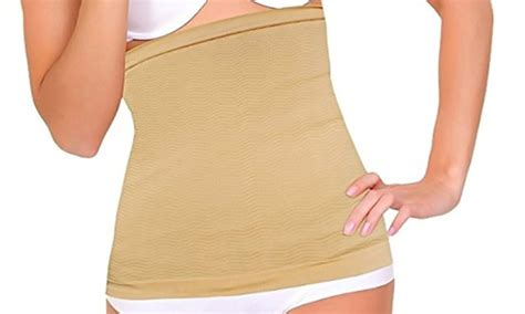 Wide Detox Stomach Wrap by Premium S Wide Detox Stomach Wraps Waist