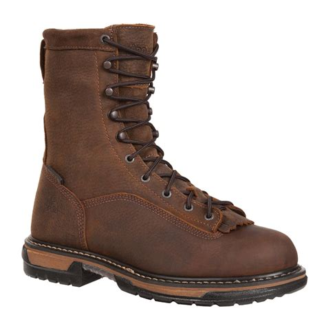 rocky work boots for rocky ironclad waterproof work boots style fq0005698