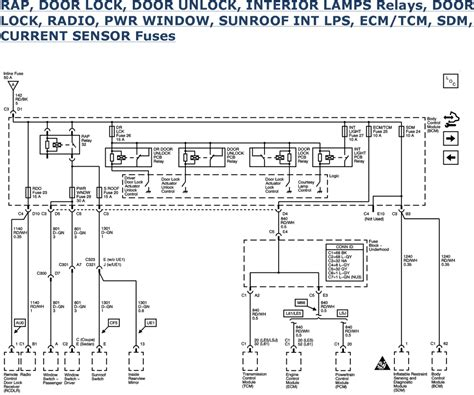 pontiac  stereo wiring diagram wiring library
