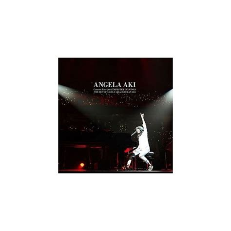 angela aki 2014 アンジェラ アキ concert tour 2014 tapestry of songs the best of