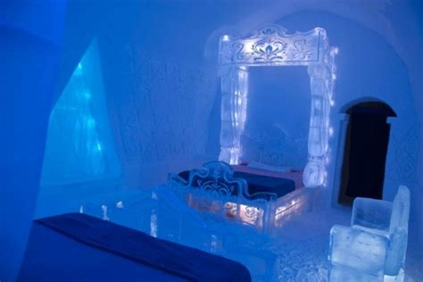 disney frozen themed suite at hotel de glace luxuo
