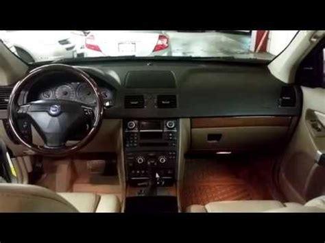 how cars run 2012 volvo xc90 interior lighting 2007 volvo xc90 interior walk around youtube
