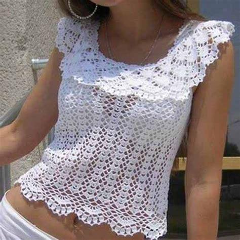 blusa crochet zigzag paso paso las 25 mejores ideas sobre blusa tejida a gancho en