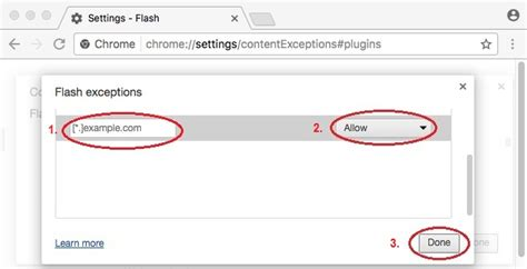 check flash version chrome enable flash player for chrome
