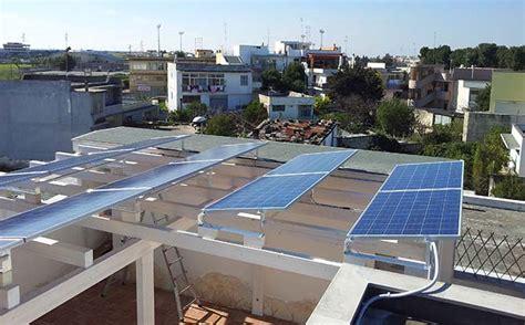 veranda fotovoltaica impianto solare fotovoltaico su pergola da 2 82kw