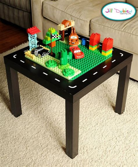 lego table diy end table lego table picmia