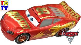 Lightning Mcqueen New Car Cars 3 New Lightning Mcqueen Paint