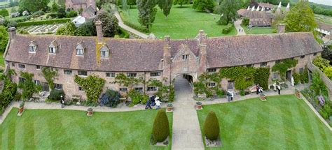 House With A Moat sissinghurst castle gardens in kent once upon a time